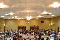 The audience filled the venue at the LSL Gala Dinner