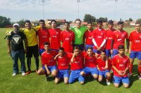The 2016 RFC Under 17 team